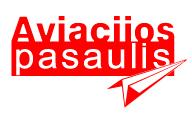 Aviacijos pasaulis_mazas logo