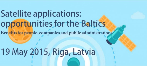 Satellite applications for the Baltics