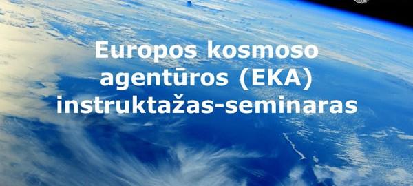 EKA instruktažas-seminaras
